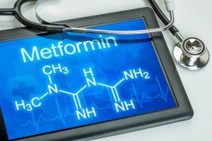 formel von Metformin